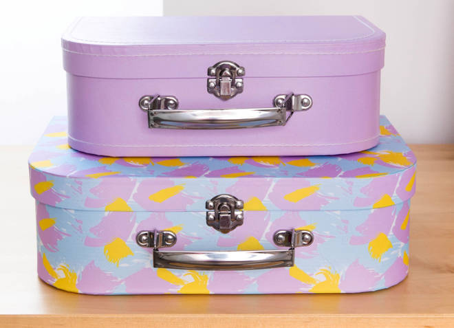 These pastel-coloured boxes are just £5 for two.