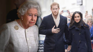 The Queen has revealed the future plans of the Duke of Ducches of Sussex