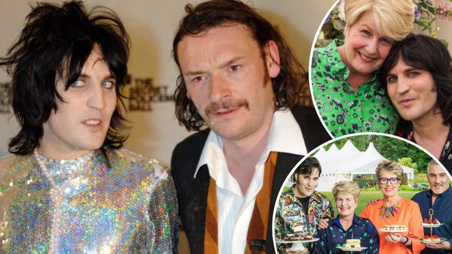 Fans of the show think Julian Barratt could be Noel's perfect co-host.