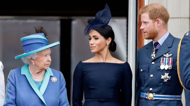 The couple will no longer formally represent the Queen.