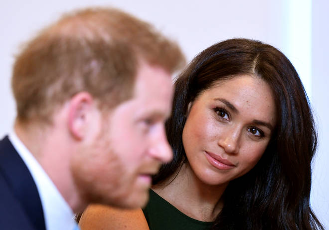 Prince Harry said Meghan is still the woman he fell in love with
