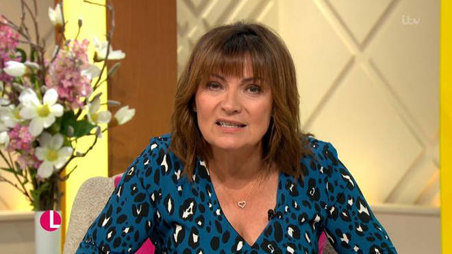 Lorraine seemingly hinted Caprice is not returning to Dancing On Ice