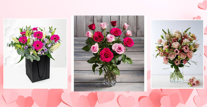The best flowers to get your other half this Valentine's Day