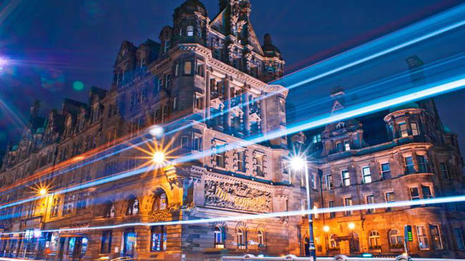The Scotsman Hotel is named after the famous newspaper that used to be based in the building
