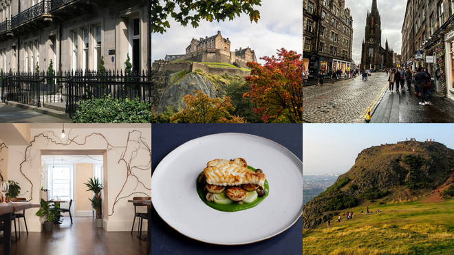 What to do, what to see and where to eat in Edinburgh