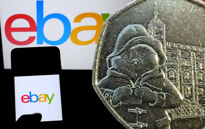 The coin was sold for a hefty amount on eBay