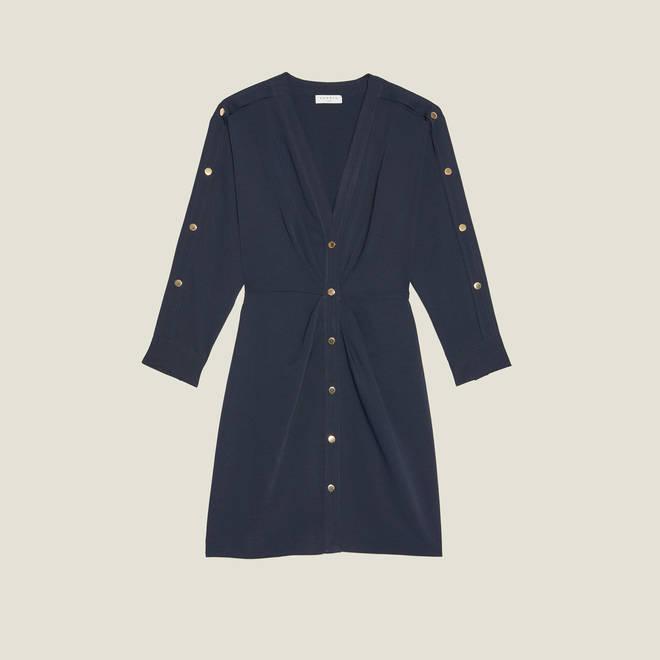 This alternative dress from Sandro Paris is £168