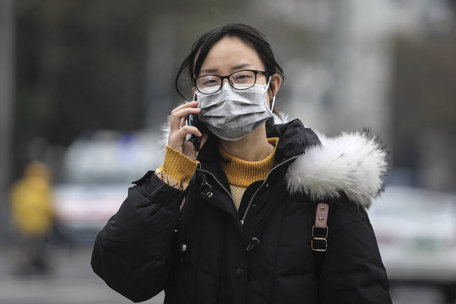Coronavirus originated in Wuhan, Eastern China