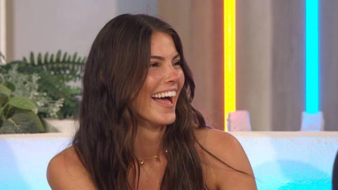 Rebecca is the newest contestant to enter the Love Island villa