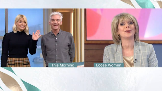 This Morning viewers convinced Ruth Langsford and Phillip Schofield 'hate each other' as they come...