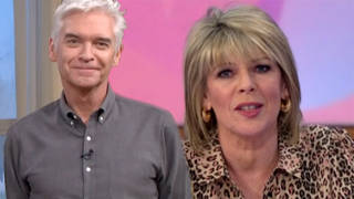 This Morning viewers convinced Ruth Langsford and Phillip Schofield 'hate each other' as they come face-to-face for the first time since 'fallout'