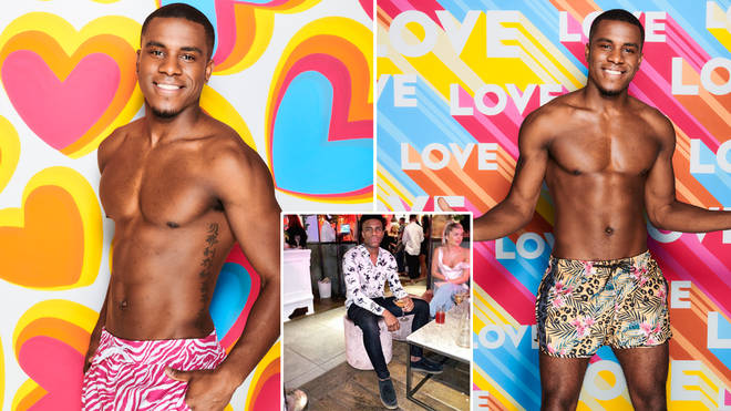 Luke is one of the latest boys to join the Love Island villa
