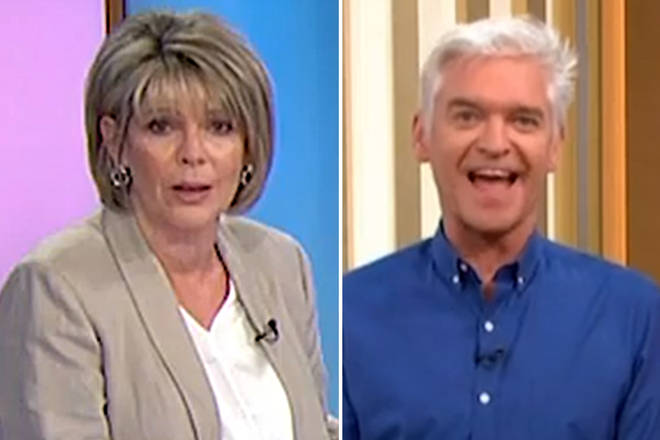 Ruth has made a formal complaint about Schofield