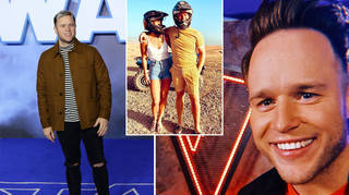 Here's everything you need to know about Olly Murs' girlfriend