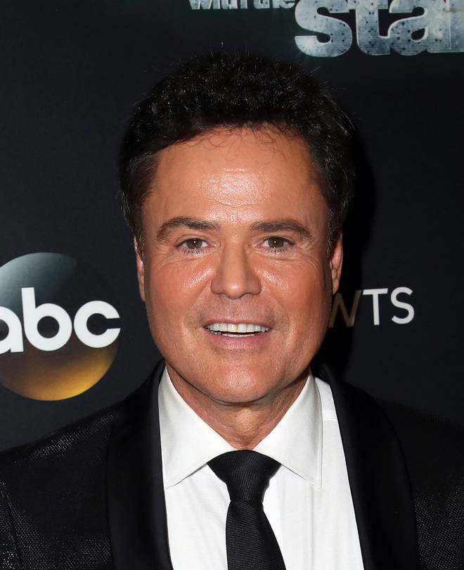 Donny Osmond will be a guest judge on  tonight's episode of The Masked Singer UK
