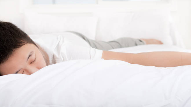Sleeping on your tummy eases snoring but can trigger other issues