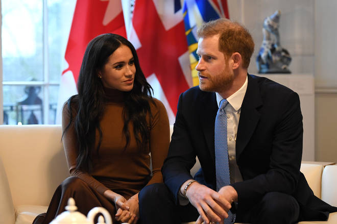 Meghan and Harry have decided to leave the Royal Family