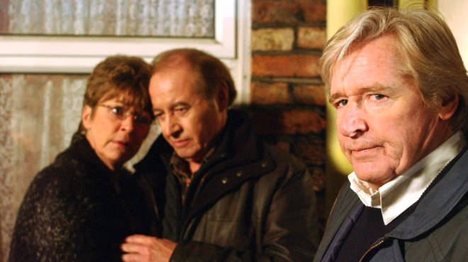 Neville returned to Corrie in 2005