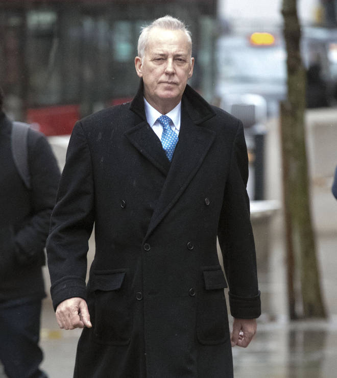Michael Barrymore apologised for what happened
