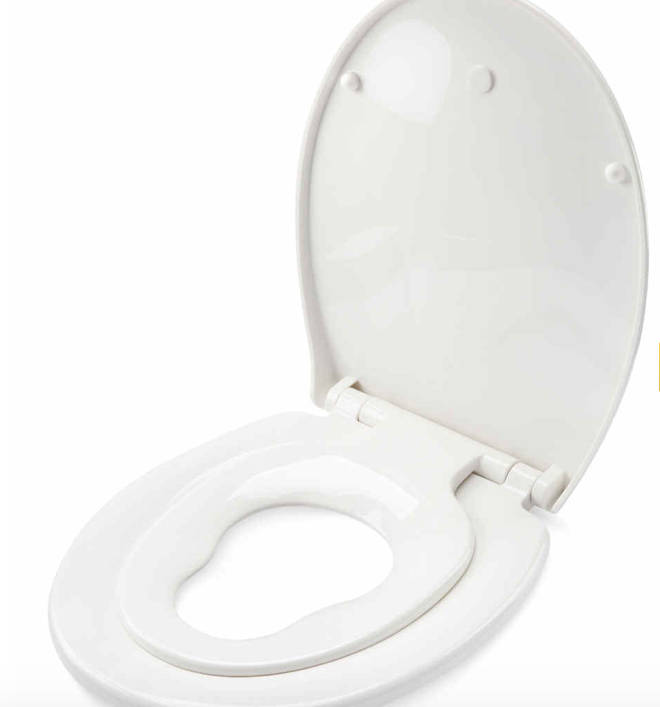 This handy device is about to make toilet training your little ones so much easier