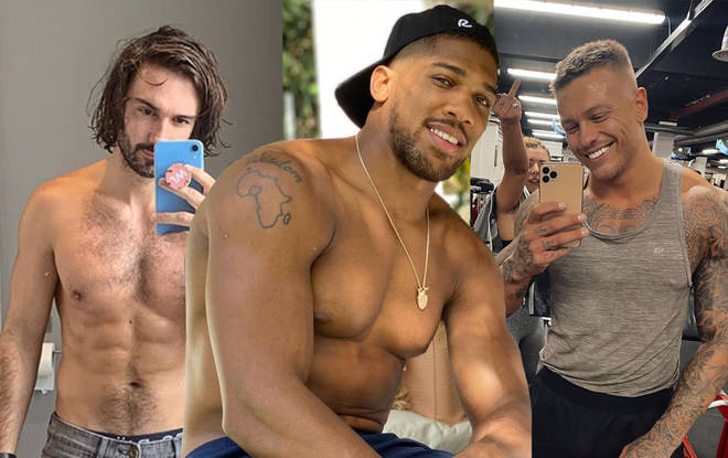 Joe Wicks and Alex Bowen have made the list for the top sexiest men of 2020