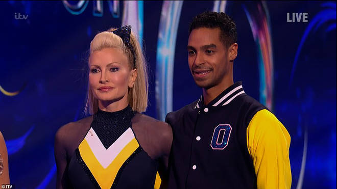 Caprice returned to DOI with new partner Oscar Peter at the weekend