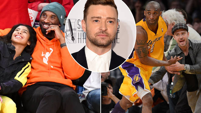 Justin Timberlake shared an emotional post for his friend