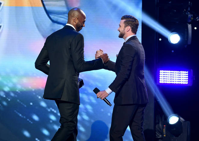 Justin Timberlake expressed his sadness over the loss of Kobe and his 13-year-old daughter