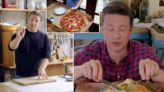 Jamie Oliver is looking for takeaway lovers