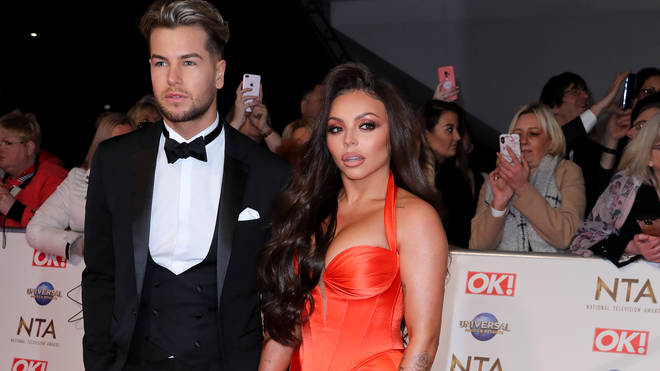 Chris attended the bash with his girlfriend Jesy Nelson, who won the award in the Factual category for her documentary Odd One Out