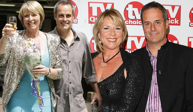 Fern Britton, 62, and Phil Vickery, 58, have split