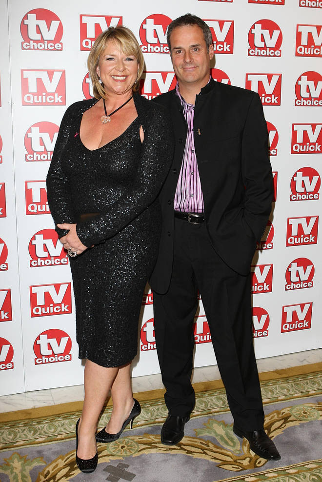 "Fern Britton says she and her husband will ""always share a great friendship"""