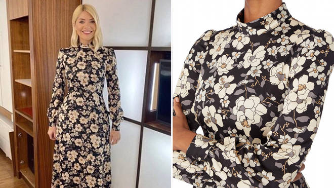 Holly Willoughby's dress is in the sale for £330