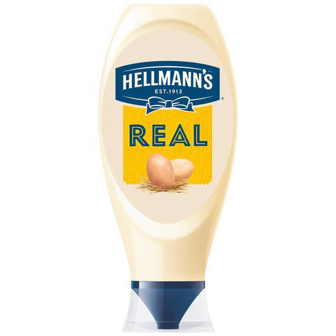 Everyone has some mayo in their cupboards