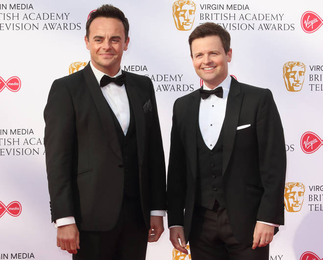 Ant and Dec have worked with ITV for nearly two decades