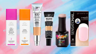 You don't need to splurge to completely overhaul your beauty image