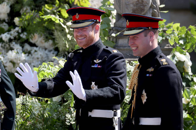Prince William is preparing to welcome Meghan and Harry back to the UK