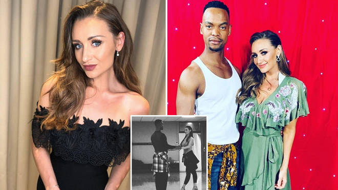 Catherine Tyldesley 'heartbroken' as she's forced to quit Strictly tour after shock injury
