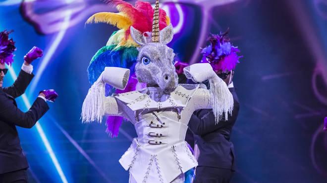John Barrowman is heavily rumoured to be the Unicorn