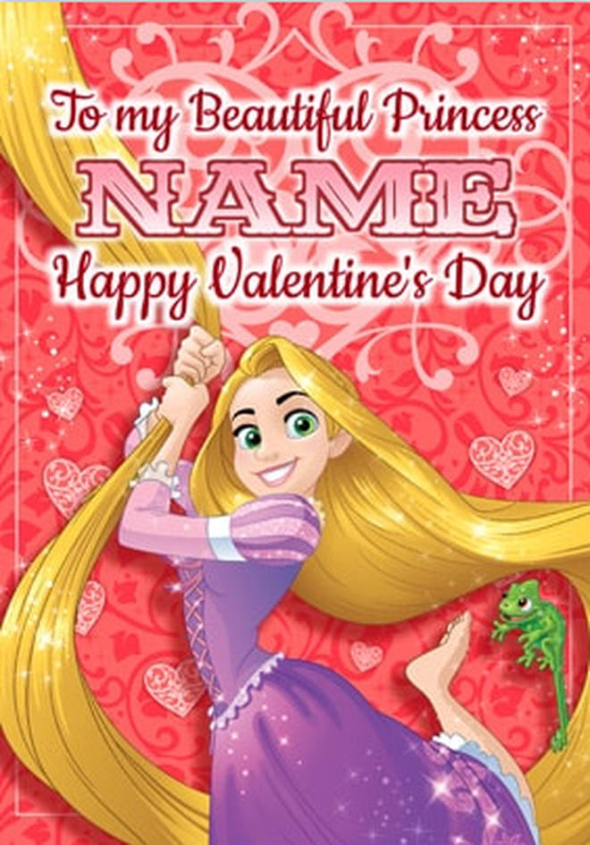 Many retailers are selling Valentine's cards
