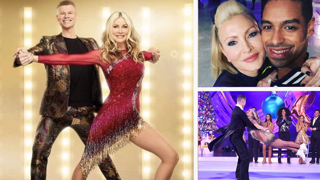 Caprice will not be skating on Dancing On Ice again