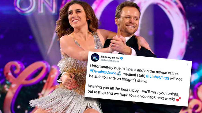 Libby has pulled out of tonight's show