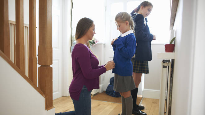 Families could save hundreds of pounds on school uniforms