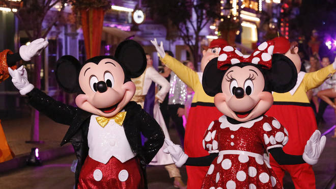 The couple want 1,000 guests at their Disney wedding (stock image)