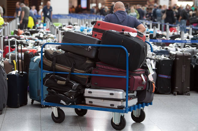 Lost baggage could be gone forever according to a strike official