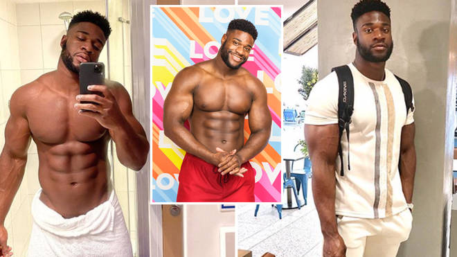 Who is Love Island's Chad Uzor?