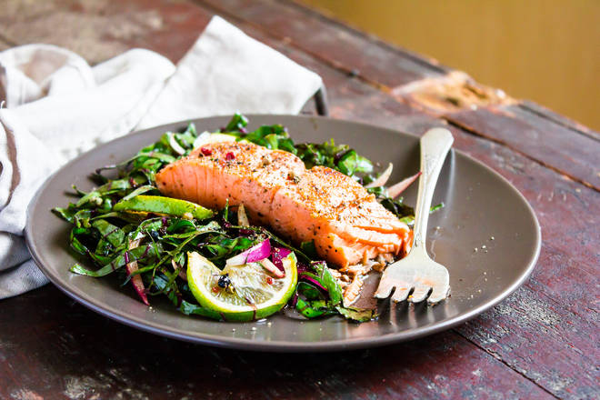 Swapping meat for fish could hugely improve your health