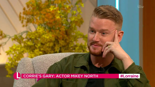 Mikey North has issued a defiant statement