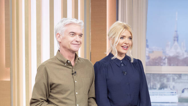 Holly and Phil present This Morning together Monday-Thursday
