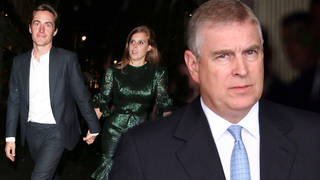 Princess Beatrice 'furious' as she's forced to cancel wedding announcement following Prince Andrew's scandal